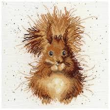 Bothy Threads <b>Набор</b> для вышивания XHD14 The <b>Nutcracker</b> ...