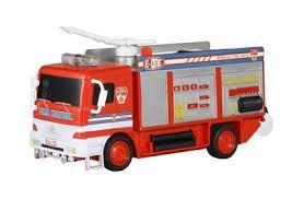 <b>Радиоуправляемая пожарная машина</b> с мыльными пузырями ...