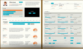 free tools to create professionally impressing and visually    kinzaa lets you build a visually rich infographic   colors  charts and pictures  all your information will be presented in an interactive and appealing
