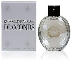 Giorgio ArmaniEmporio Armani Diamonds for Women ... - Amazon.com