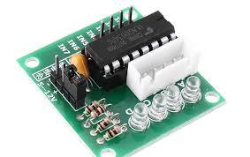 <b>3pcs ULN2003 Stepper</b> Motor Driver Board Test Module For Arduino ...
