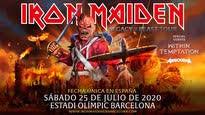 Buy tickets for <b>Iron Maiden</b> 25-07-2020, Estadi Olimpic Lluis ...