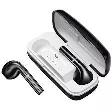 Беспроводные <b>наушники JOYROOM JR</b>-T06 Mini, черный в ...