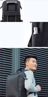2color <b>Original Xiaomi</b> 90FUN <b>Bag</b> Commuter <b>Backpack</b> Barrel ...