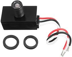 <b>AC 120-277V Smart Photoelectric</b> Induction Switch Light Control ...