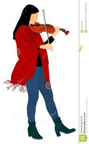 Young <b>Woman</b> Playing <b>Violin</b> . <b>Violin</b> Artist Performer. <b>Classic</b> Music ...