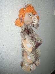 Кукла <b>держатель</b> для <b>туалетной бумаги из</b> капрона пошагово | + ...