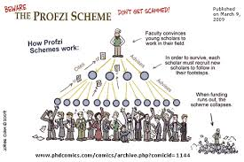cullinane journal may    phd comics  ponzi scheme  march