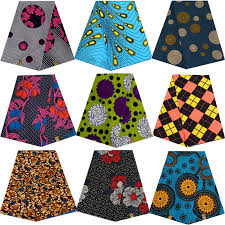 high quality pagne ankara wax african prints fabric for african clothing ybghl 322