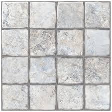 Керамогранит Керамин Карфаген камень светло-<b>серый</b> 40х40 ...
