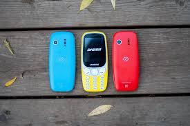 Мобильный <b>телефон Digma LINX</b> N331 2G. Nokia 3310, ты ли это ...