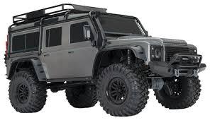 Внедорожник <b>Traxxas TRX</b>-<b>4</b> Land Rover Defender 1/10 (82056-4 ...