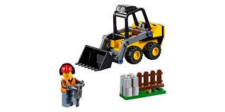 """<b>Конструктор City</b> """"Строительный погрузчик"""" <b>Lego</b> - купить за 899 ..."""