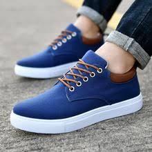 <b>ZYYZYM</b> Men Canvas shoes Lace-Up Style Breathable Top <b>Fashion</b> ...
