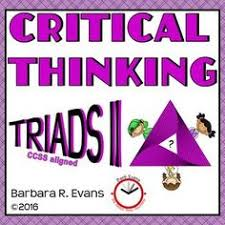 ideas about Critical Thinking Activities on Pinterest     Showing Evidence Tool