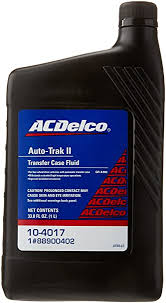ACDelco 10-4017 Auto-Trak II Transfer Case Fluid ... - Amazon.com