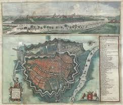 historia gda ska wolna encyklopedia gda324sk w xvii wieku otoczony pier347cieniem nowo380ytnych fortyfikacji miejskich