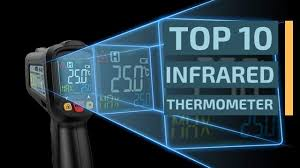 Top 10: Best <b>Digital</b> Laser <b>Infrared Thermometers</b> of 2019 / Infrared ...