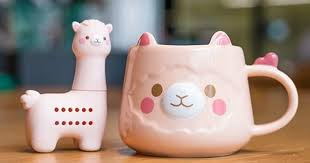 Starbucks Releases <b>New</b> Adorable <b>Animal</b>-Inspired Merchandise ...