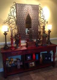 room buffets sideboards darling rustic old world styled buffet table in dinning room done by decoratin
