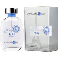 <b>Mandarina Duck Let's Travel</b> To Paris