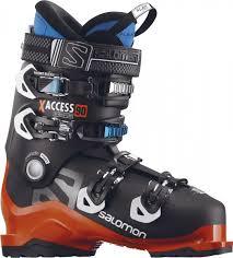 <b>Ботинки горнолыжные Salomon X</b> Access 90 Черный цвет ...