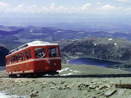 Image result for pikes peak cog railway