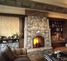 The Stone Surround Fireplace With Built Ins . . . Have It YOUR Way!