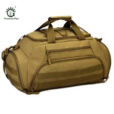 male bag 50 litres multi purpose travel backpack water proof oxford 1680 d bags luggage capacity mountaineering