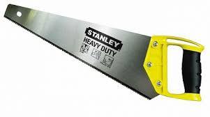 <b>Ножовка по дереву</b> зак, зуб 11х380мм <b>Stanley</b> 1-20-089 купить по ...