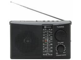 Купить <b>радиоприемник Harper HDRS</b>-<b>288</b> черный по цене от ...