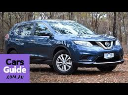 2014 <b>Nissan X</b>-<b>Trail</b> review - YouTube