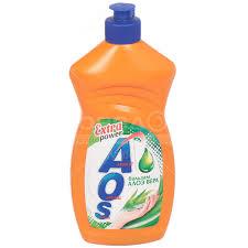 <b>Средство</b> для мытья <b>посуды</b> AOS Бальзам с <b>алое</b> вера 1112-3 ...