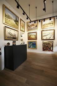 estades vosges archipelles paris agency art gallery interior architecture and design lighting design art track lighting