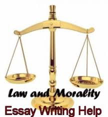 law and morals essay  doit my ip meessay paper on law and morality