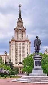 Lomonosov <b>Moscow</b> State University