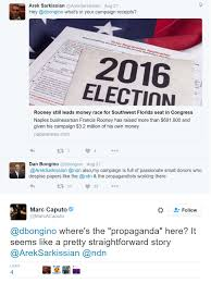 daily wire over the phone caputo asked bongino what he viewed as misleading in naples daily news article about his fundraising the naples daily news implied that