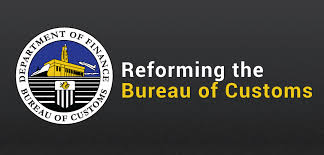 Image result for philippines Board of Customs