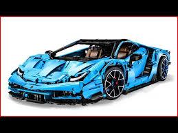 <b>CaDa</b> Lamborghini Centenario Master Series <b>c61041</b> MOC Super ...