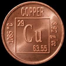 Image result for copper metal