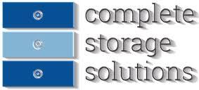 <b>Floating Nightstand</b> Set <b>40x31x27cm</b> - <b>Grey</b> | Complete Storage ...