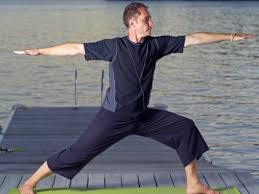 Image result for yoga poses images male
