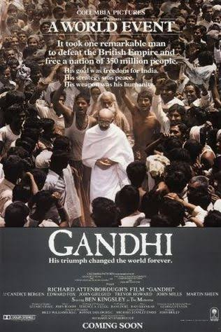 Gandhi (1982) Dual Audio {Hindi-English} ESubs BluRay 720p | 1080p