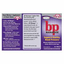 Enzymatic Therapy <b>BP Manager</b> - <b>90 Tablets</b> - Buy Online in ...