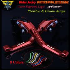 3D Rhombus Hollow design <b>Motorcycle CNC Adjustable Brake</b> ...