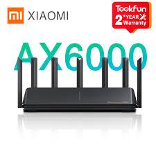 <b>New 2021 Xiaomi AX6000</b> AIoT Router 6000Mbs WiFi6 VPN 512MB ...