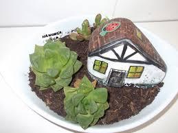 Resultado de imagen de mini jardines caseros en pinterest