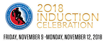 Induction Weekend 2018 - Hockey Hall of Fame