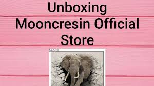 Unboxing <b>Mooncresin</b> Official Store - YouTube