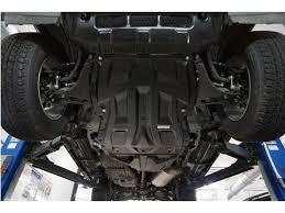 <b>Защита картера</b>, АКПП и РК <b>Mitsubishi</b> Pajero IV (2006-2012-) (V ...